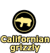 Californian grizzliy