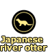 Japanese river otter